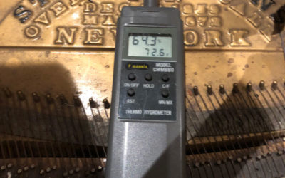 Humidity and Your Piano